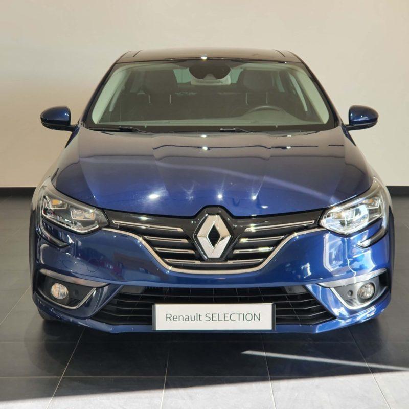 Renault Megane G. Coupe