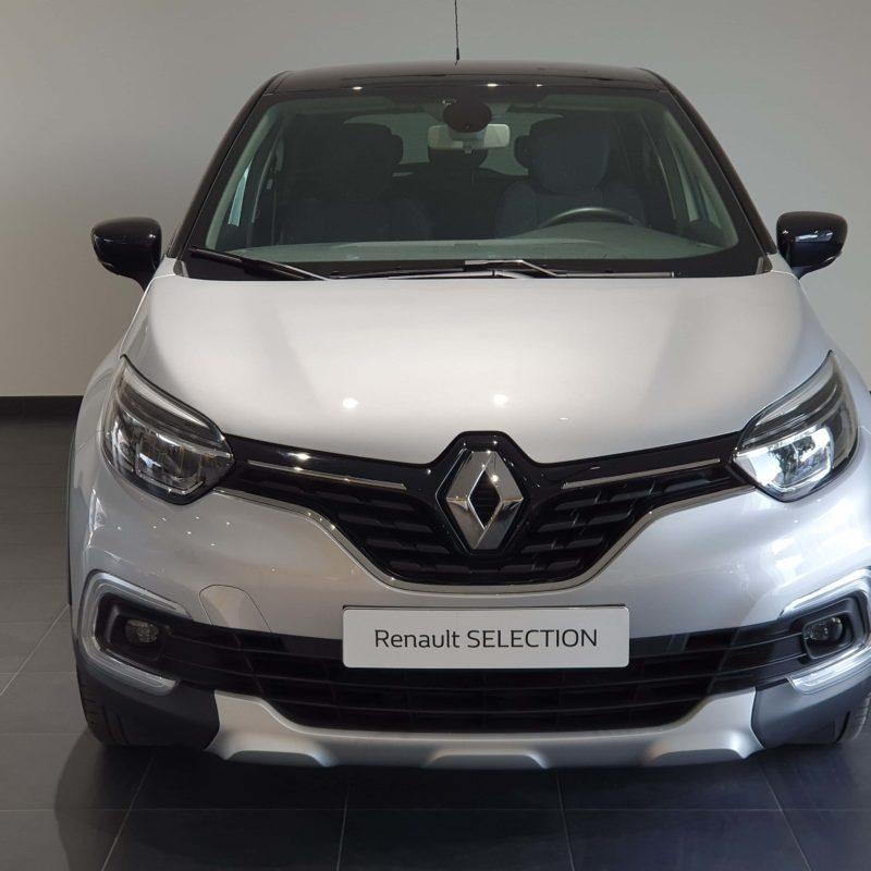 Renault Captur Exclusive 1.5 dCi 90 cv